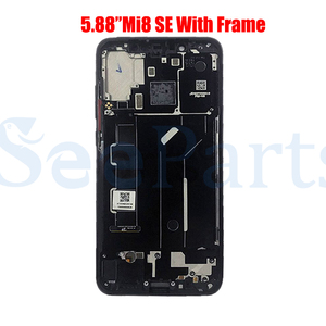 Image 5 - Super Amoled LCD pour Xiaomi Mi8 Explorer LCD affichage numériseur écran tactile remplacement pour Xiaomi 8 LCD pour xiaomi MI 8 SE LCD