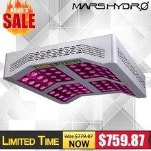Mars Hydro Mars Pro II CreeLEDs 1200W LED Grow Light Best Veg Flower Plant True 660W