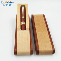 Best Quality Creative Fountain Pen Wood Fountain Pen Fountain Pens For Writing Chinese Style Wood Stationey Supplies P047