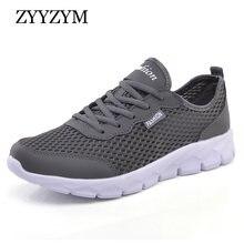 Zyyzym мужская повседневная обувь весна лето модные кроссовки