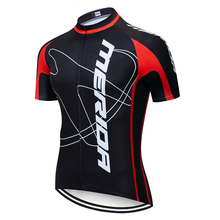 0a448034f Merida 2019 Pro Summer Cycling Jersey Breathable Mountain Bike Sportswear  Short Sleeve Bicycle Clothes Cycling Clothing