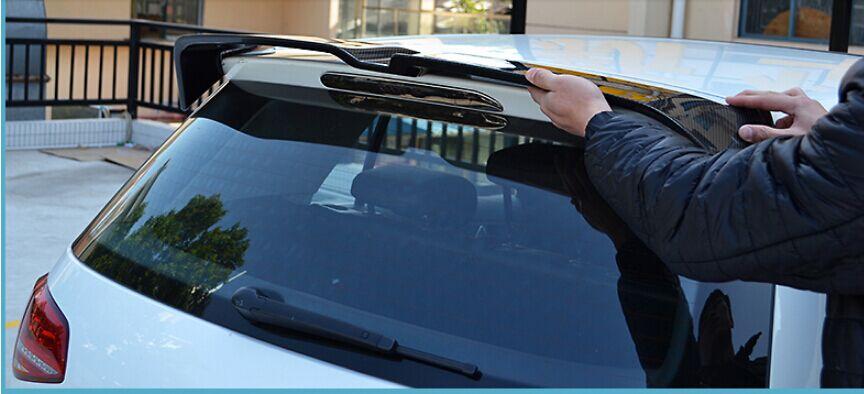 Popular Fit For Volkswagen Golf7 Oettinger Carbon Fiber Rear Wing With Carbon Fiber Rear Spoiler