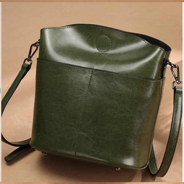 Bolso bandolera verde para mujer, bolso de cuero de lujo para mujer, bolsos rojos de diseñador de marcas famosas, bolso de hombro para mujer principal