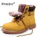 Большой Размер 35-46 Мужские Зимние Сапоги Из Натуральной Кожи Сапоги Мужчины зимняя Обувь Мужчины Военные Меховые Сапоги Для Мужчин Обувь Zapatos Hombre
