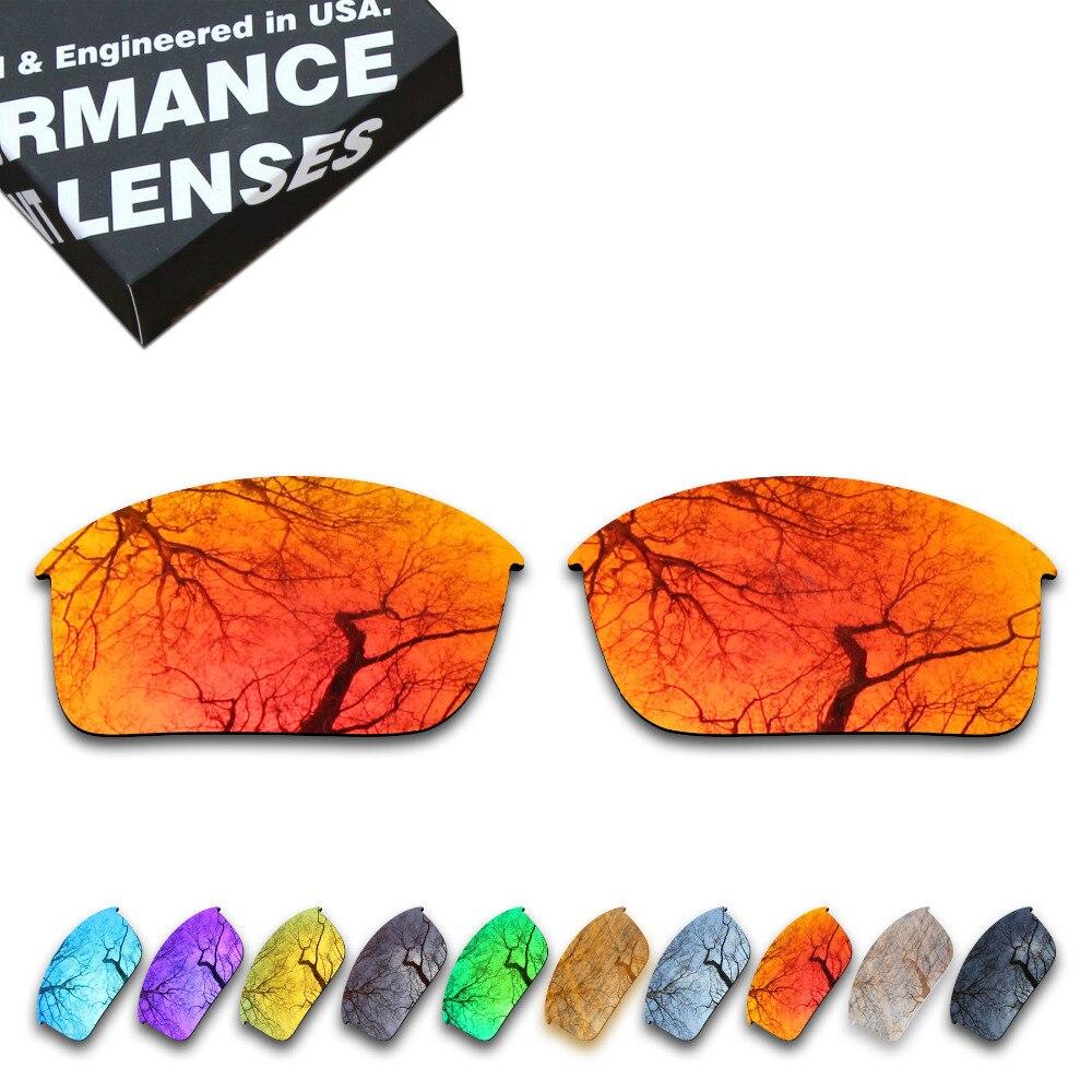 ToughAsNails Polarized Replacement Lenses For Oakley Bottle Rocket Sunglasses - Multiple Options