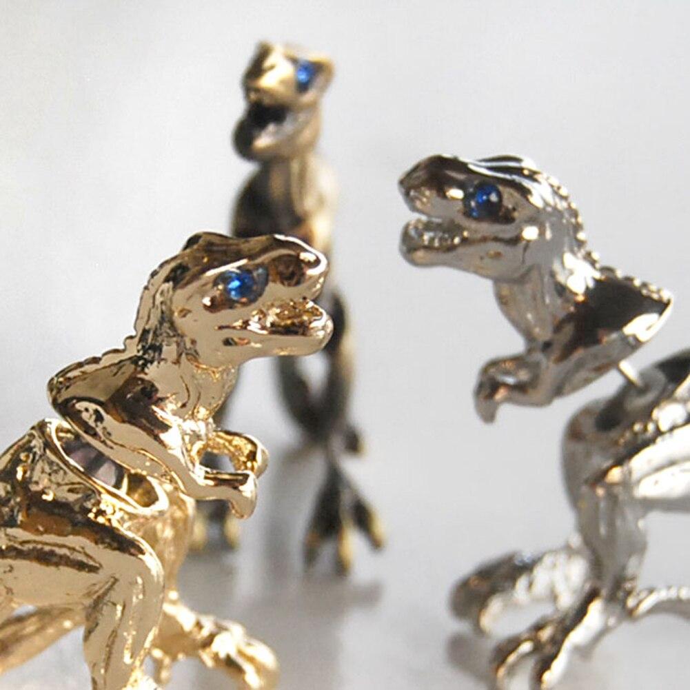 1 Pcs T-Rex Dinosaur Earrings 1