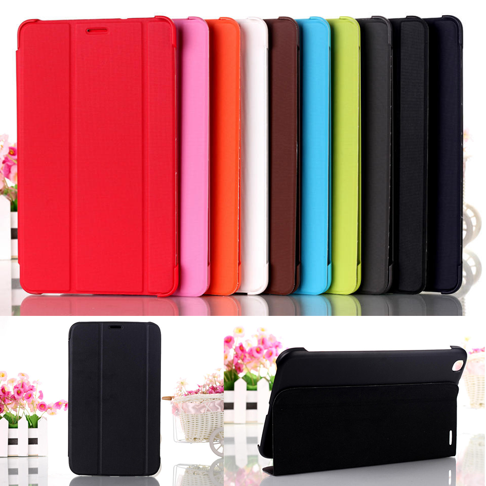 Case for Samsung Galaxy Tab 3 8.0 Slim Flip Stand Smart Book Cover PU Leather Case for Samsung Galaxy Tab 3 8.0 T310 T311 T315 luxury flip stand case for samsung galaxy tab 3 10 1 p5200 p5210 p5220 tablet 10 1 inch pu leather protective cover for tab3