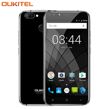 Original Oukitel U22 Handy 5,5 zoll HD 2 GB RAM 16 GB ROM MTK6850A Quad Core Android 7.0 Vier Kameras 2700 mAh Smartphone