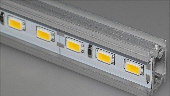 Led Licht Strip : Led rigid bar m led v hard strip bar light tiras led