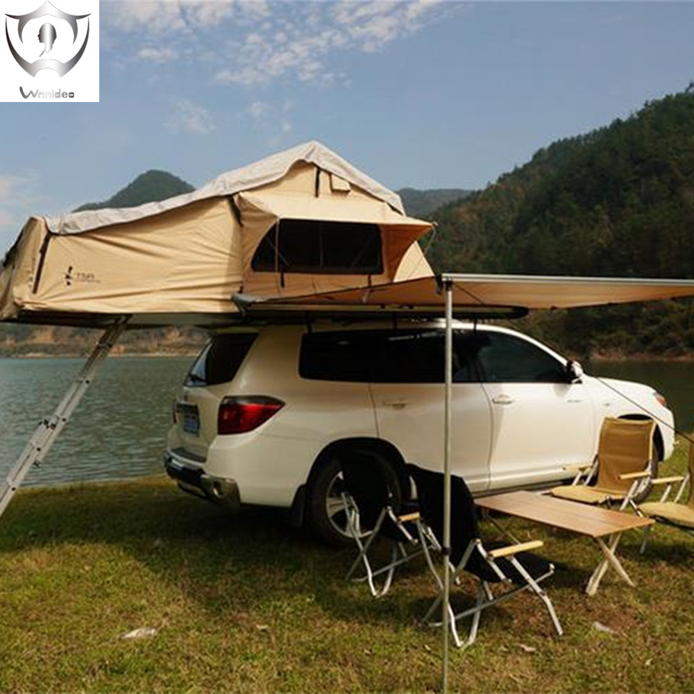 Vehicle Rooftop Tent : Wnnideo brown rooftop tent motel car roof in tents