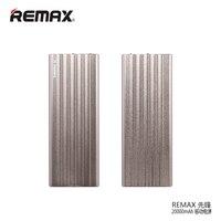 Remax 20000 mAh 2USB Banco de Potencia LED Cargador de Batería de Reserva Externa Portable Para iPhone5S 6 S Más Para Samsung Xiaomi Huawei
