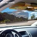 2 in 1 HD Car Mirror Sun Visors For Driver Day & Night Anti-Glare Goggle Car Sun visor extender extension Sun-shading Car Kit