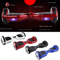 2018 Self Balance Electric scooter Smart Electric Self Balancing Scooter Hover Board Balance 2 Wheels Guy/Girl Hot Sale