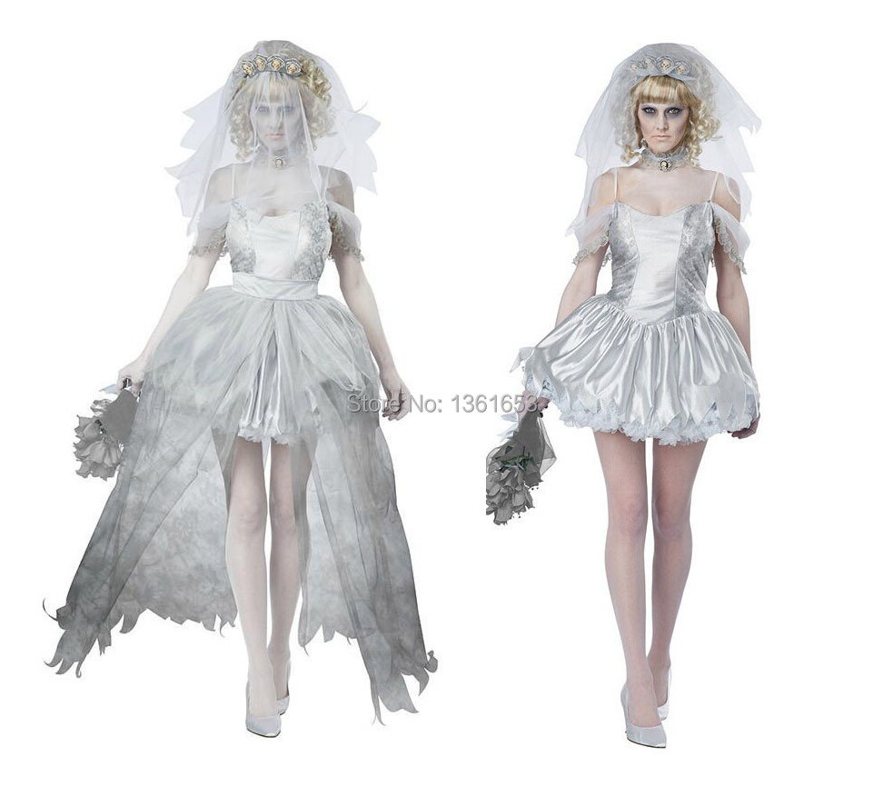Halloween party Spiritual Love coplay costume for women hight quality Mummy art clothing Movie role playing cos