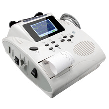 Ultrasound bidirection vascular doppler BV620VP tabletop with rechargeable battery and thermal printer bidirection doppler