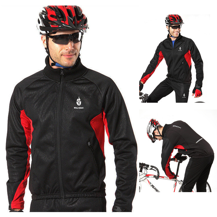 Aliexpress.com : Buy WOLFBIKE Windproof Fleece Thermal Winter Wind ...
