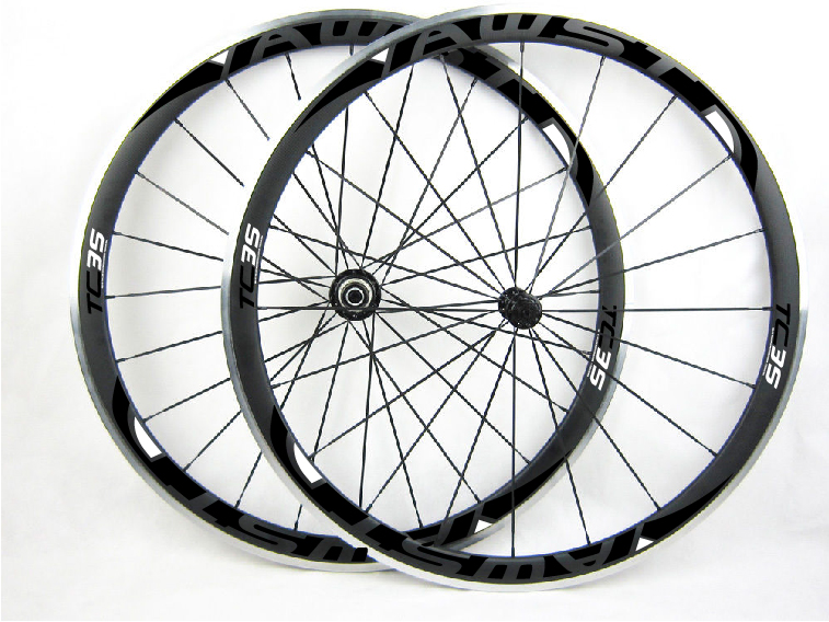 700C Carbon Matt Road Bike Clincher Wheelset 38mm Bicycle Wheel Rim with Alloy Brake Side with Novatec Hub carbon road wheel ceramic bike hub 700c 88mm clincher racing wheel wholesale carbon road racing wheel