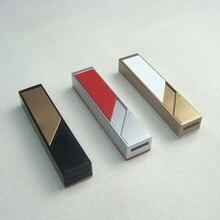 USBชาร์จอิเล็กทรอนิกส์ซิการ์บุหรี่ไฟแช็กFlamelessไฟแช็ก