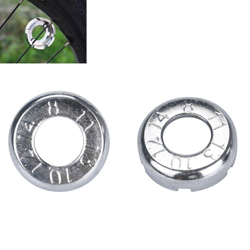 1PC 6 Way Steel Spoke Nipple Wheel Rim Wrench Spanner Bike Bicycle Repair Tools