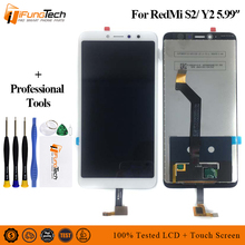 Original 5.99 for Xiaomi Redmi S2 LCD Screen + Touch Digitizer Assembly Replacement