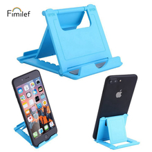 Fimilef Foldable Desk Stand for Phone Tablet Cell Phone Hold