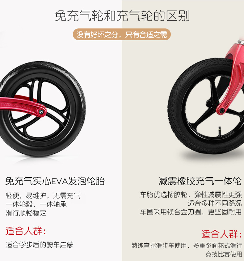 HTB19Lo2SYPpK1RjSZFFq6y5PpXaA 2019 hot sell athletes children's balance car without pedals slide car children 1-3 years old scooter one generation