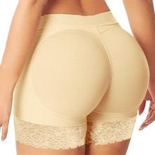 Hot Sale Boyshort Woman Fake Ass Padded Panties Women Body Shaper Butt Lifter Trainer Lift Butt Hip Enhancer Seamless Panties