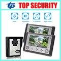 7 inch color screen video door phone door video intercom IR night version camera door bell smart door access control system