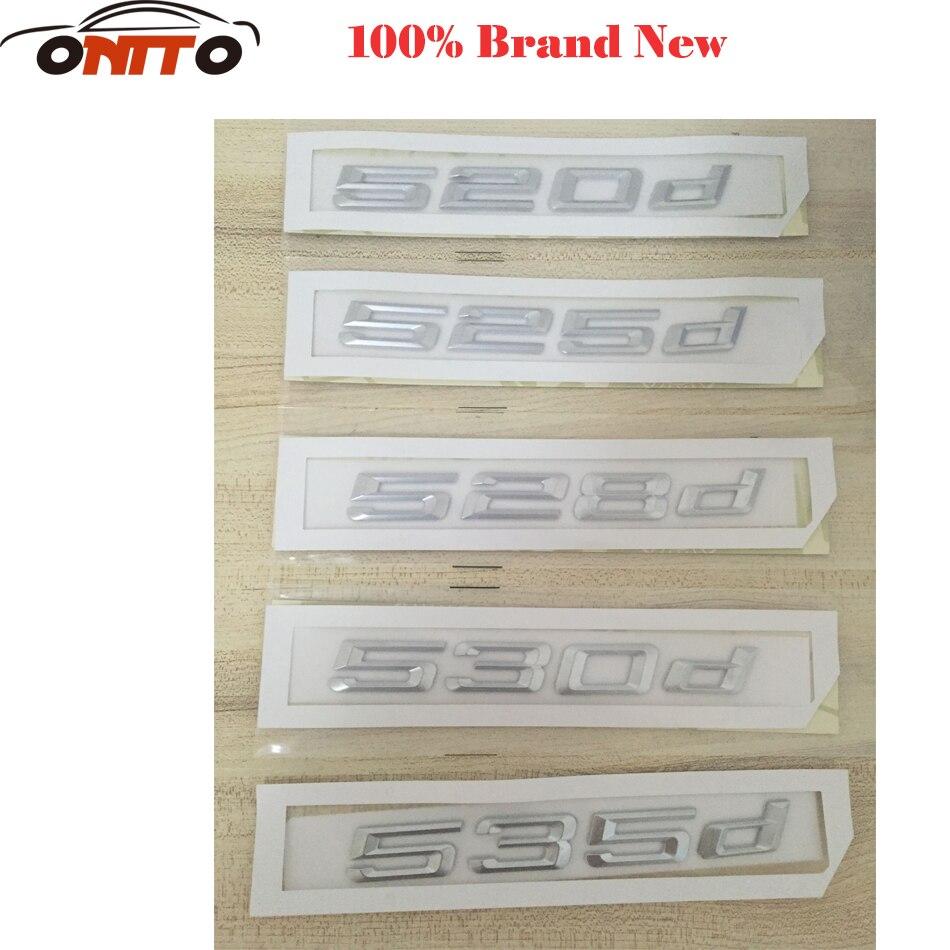 Hot selling 1pcs 3D number 320d 330d 335d 328d 325d 530d 535d 528d 525d 520d ABS Emblem Badge Car Fender Stickers FOR BMW air suspension spring bag for bmw e61 525 520d 525d 530d 535d rear l r 02 10