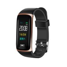 M5plus Smart Wristband Waterproof Ultra-long Sport Bracelet Blood Pressure Watch Fitness Tracker Pedometer Calorie Color Screen