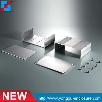 YGS 020 145*82 90mm (WxH D) marke motherboard fall gehäuse box elektronische projekt extrudierten aluminium gehäuse|Steckverbinder|Licht & Beleuchtung -