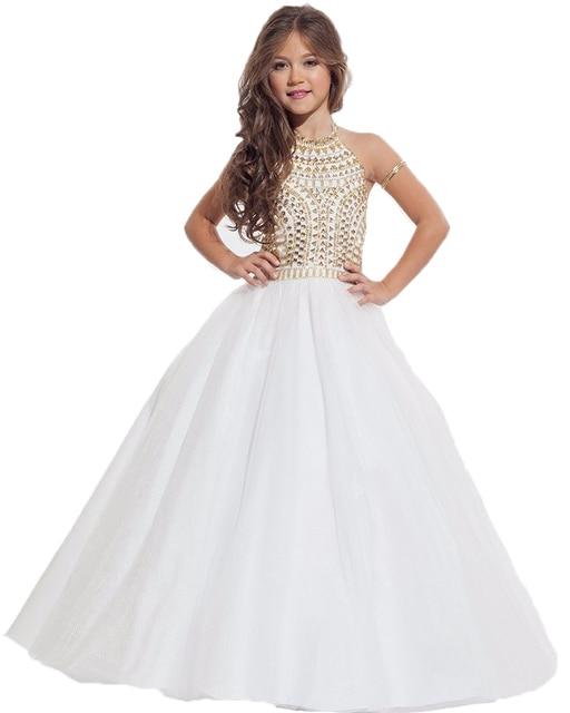 Vestidos Para Bodas Para Ninas Vestidos De Punto 2019