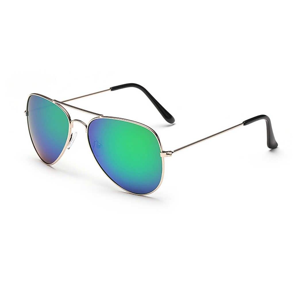Brand Classic Pilot Sun Glasses for Men Aviation Goggles Gold Black Silver  Frame Mirror Women Sunglasses 16e9e43f98