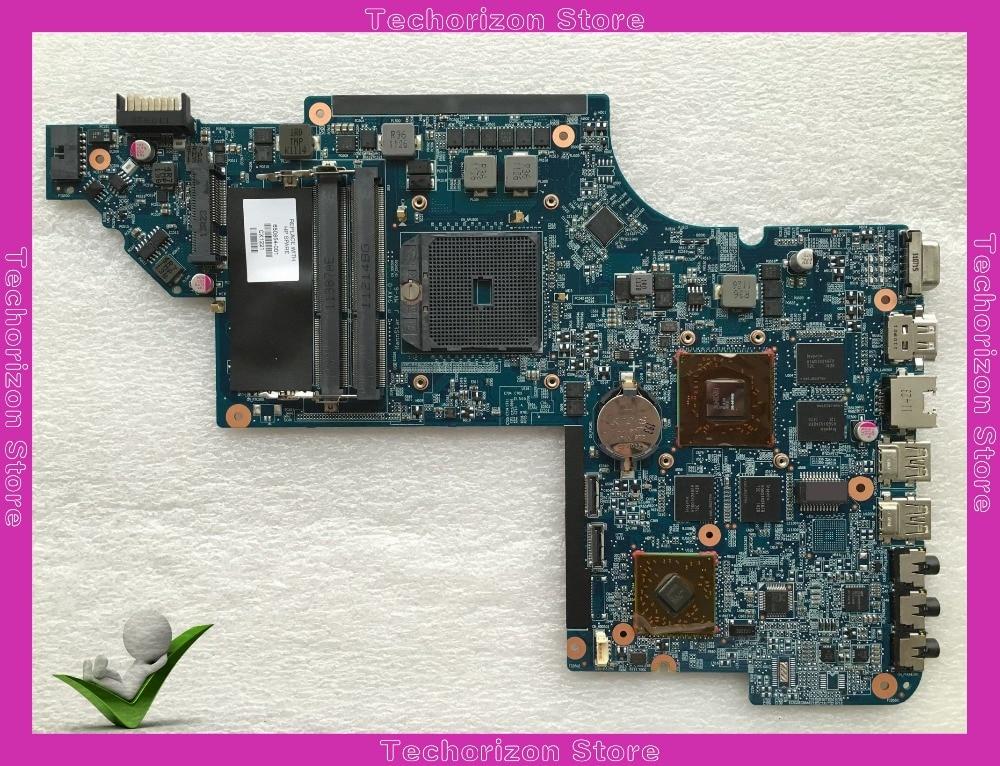 650854-001 DV6 DV6-6000 ordinateur portable carte mère socket fs1 DDR3 testé travail