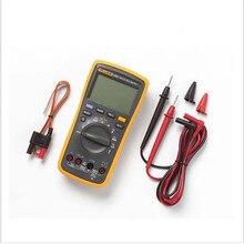 100% auténtico nueva marca Fluke + 17B F17B multímetro digital, metro de la temperatura medición, de la gota libre