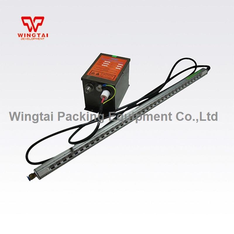 L900mm*L960mm Two Static Eliminates Ion Bar With 7.0KV Transformer For plastic film static eliminator недорого