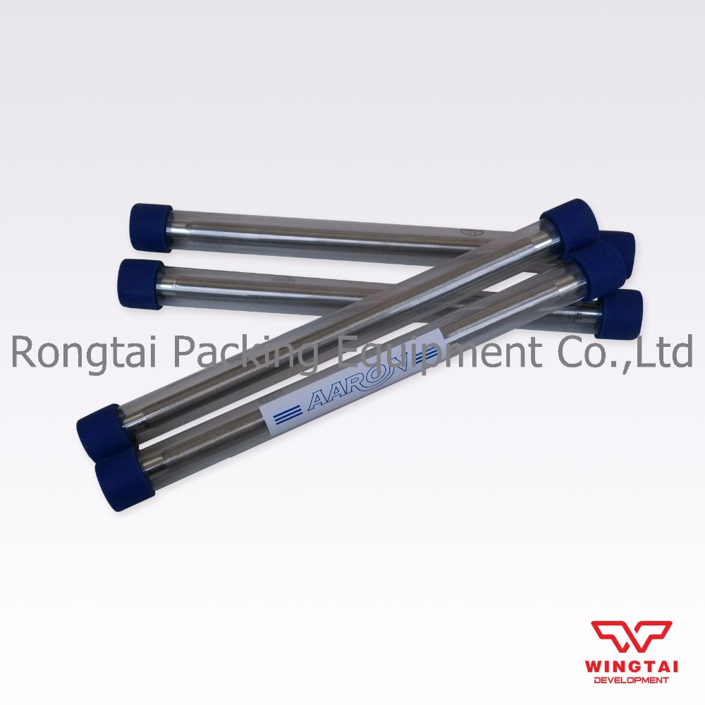Lengthen AARON Wire Rod Coater 400mm*300mm AARON Ink Wire Bar For Coating Experiment stainless steel material aaron wire bar effective coating width 200mm scraping ink bar