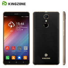 Kingzone S20 Shockproof Smartphone 5.5″ Android 6.0 1+16GB Quad Core Fingerprint Phone 2SIM 8MP 3000mAh 3G Unlocked Cell Phones