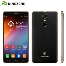 "Kingzone S20 Stoßfest Smartphone 5,5 ""Android 6.0 1 + 16 GB Quad Core Fingerabdruck Telefon 2SIM 8MP 3000 mAh 3G Entsperrt Handys"