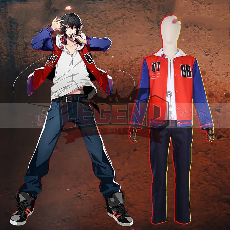 Cosplay Costume Division Rap Battle Ichiro Yamada Hypnosis Mic Buster Bros!!