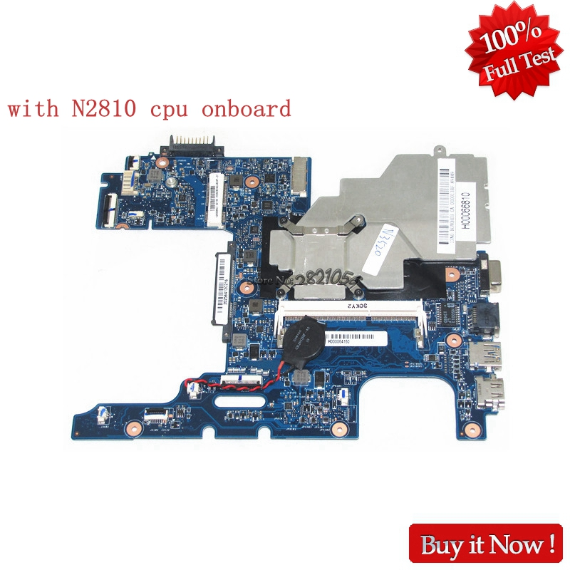 NOKOTION H000064160 Main board For toshiba satellite NB15 NB15T MA10 Laptop Motherboard with N2810 CPU Onboard nokotion h000064160 main board for toshiba satellite nb15 nb15t ma10 laptop motherboard with n2810 cpu onboard