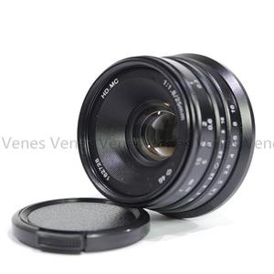 Image 5 - Lente de enfoque Pixco 25mm F1.8 Nex/ M4/3 HD.MCManual para cámaras de montaje Micro cuatro tercios M4/3 como GX8 GX85 G7 G5 GX1 G3 G10
