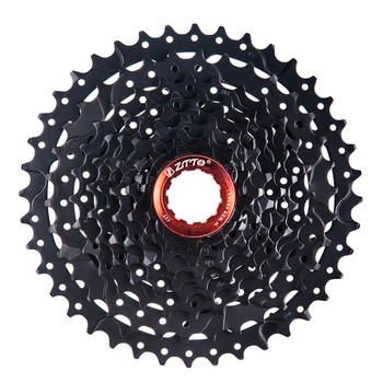 ZTTO 9s 27s Speed 11-40T Black Freewheel Cassette MTB Mountain Bike Bicycle Part for Shimano M430 M4000 M3000