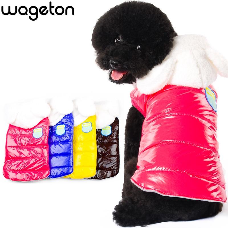 Նոր հագուստ WAGETON Fashion Dog հագուստի - Ապրանքներ կենդանիների համար - Լուսանկար 1
