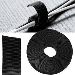 1 stück Power Kabel Veranstalter Draht Wickler Kopfhörer Maus USB Kabel Krawatten Management 1 mt/2 mt/3 mt/5 mt/10 mt
