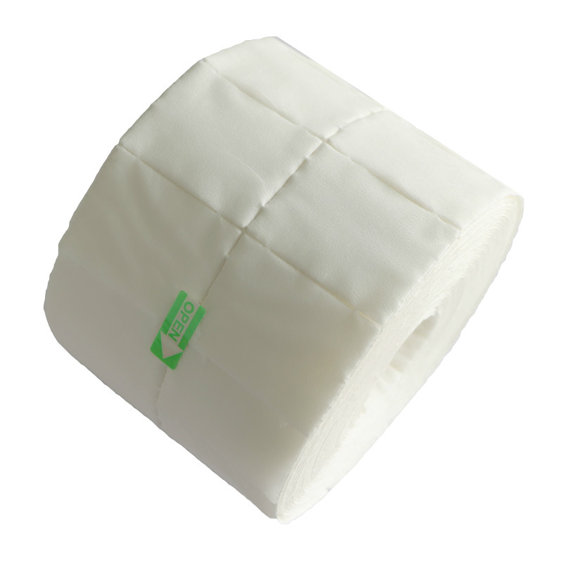 Cotton Wipes Paper-Pads Manicure-Pedicure-Tools Nail-Polish-Remover-Gel Lint-Free 500pcs