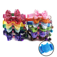 wholesale-100pcs-dog-collars-candy-color-adjustable-bow-tie-with-bell-bowknot-collar-necktie-for-puppy-kitten-dog-cat-pet-shop