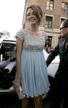 Atemberaubende Perlen Kurze Heimkehr Kleider 2016 Sky Blue Chiffon Scoop Mini Short Prom Party Kleid mit Kurzen Ärmeln Benutzerdefinierte ZY3274