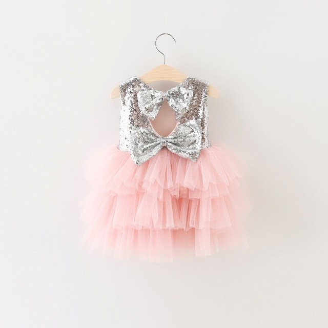 972d8c47124 high quality toddler Girls party dress
