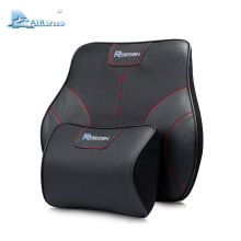Airspeed for Volvo XC60 S60 XC90 V70 S80 V40 XC70 S40 Accessories RDESIGN Car Pillows Headrest Neck Support Back Lumbar Cushion
